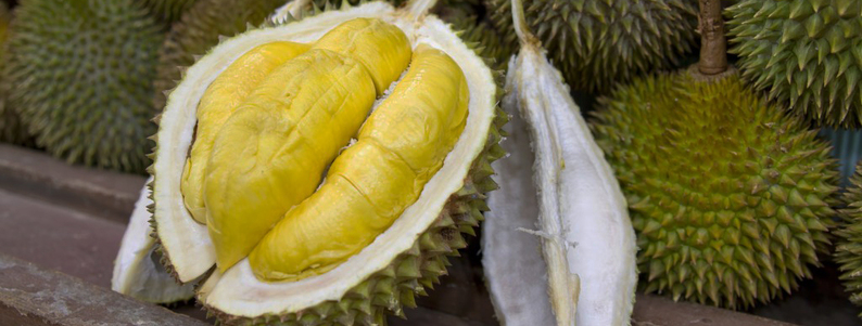 Le Durian... On aime ou on déteste !