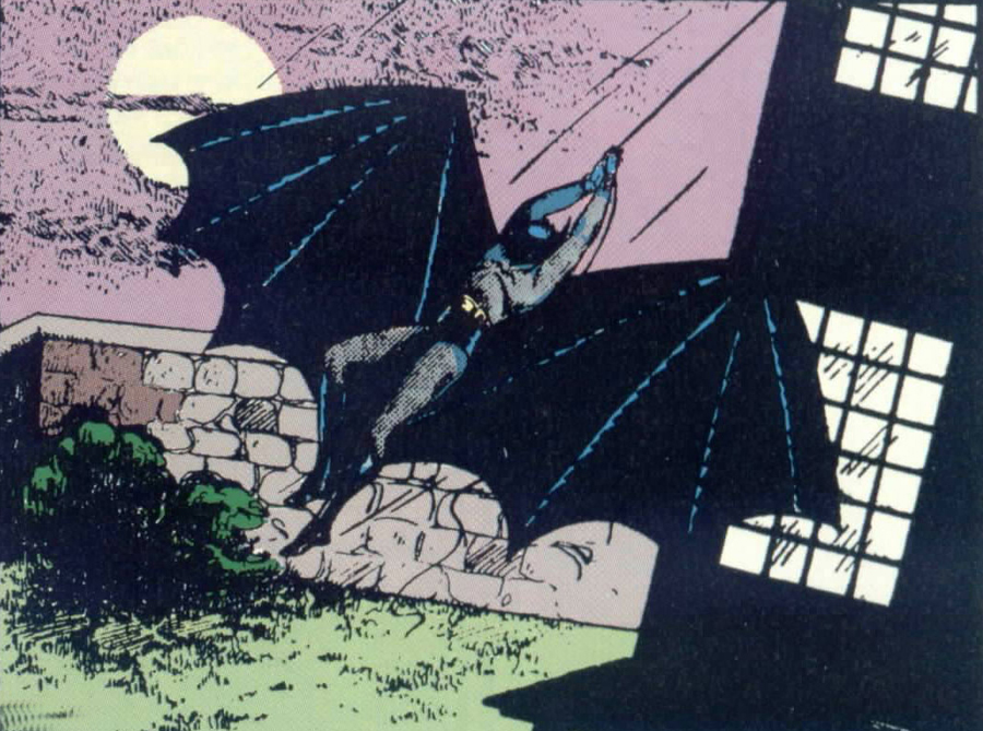 Batman, Bob Kane, Urban Comics, 1939.
