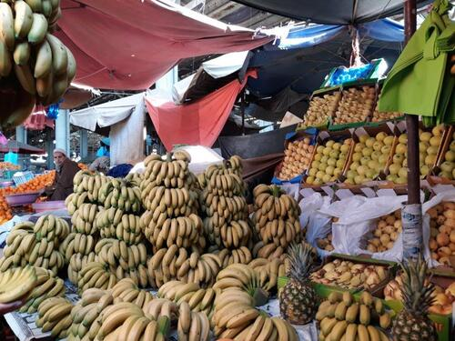 Les bonnes bananes