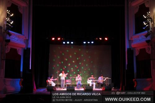 Jujuy: Danses et Musique au Teatro Mitre