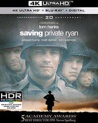 [Test 4K Ultra HD] Il faut sauver le soldat Ryan