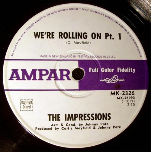 1968 : Single SP ABC Records 11071 [ US ]