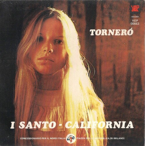 I Santo California - Tornero 01