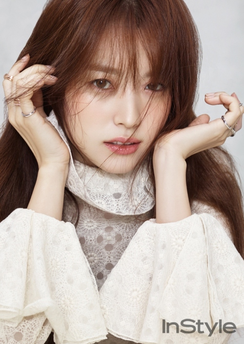Han Hoo Joo pour Instyle