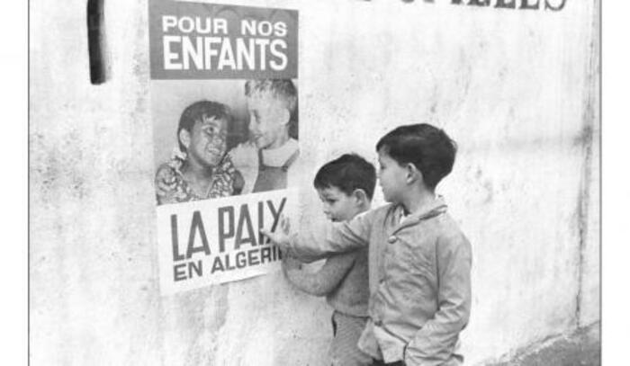 La France doit construire une histoire commune  de la guerre d'Algérie
