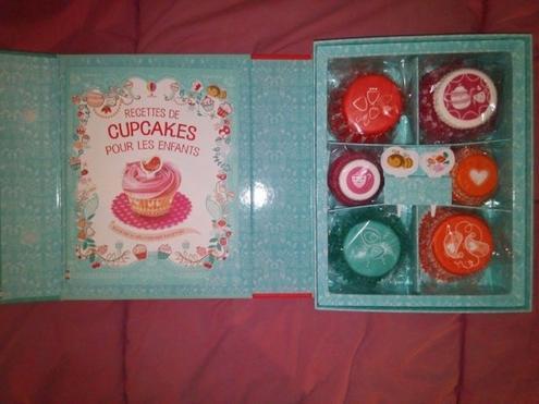 Coffret Cupcakes