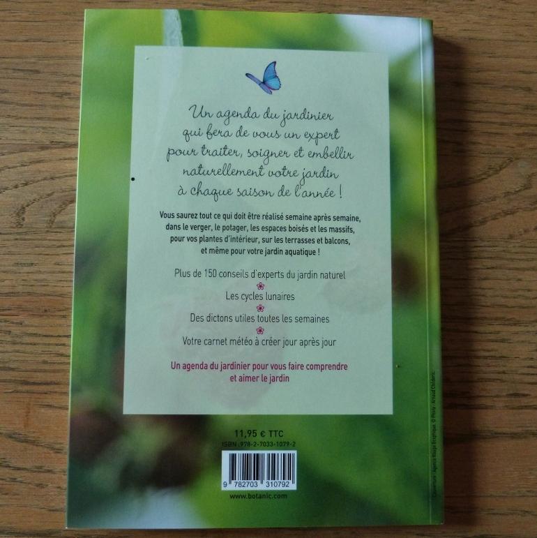 L'agenda Botanic 2015
