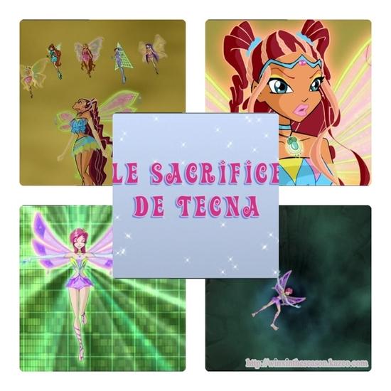 Episode 13 - Le Sacrifice de Tecna