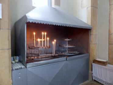 Notre Dame de la Rochette.
