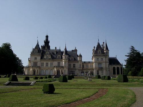 Château de Valmirande à Montréjeau (Haute-Garonne)