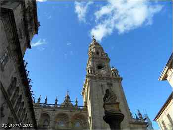 (J25) O Pedrouzo-Arca / Santiago 29 avril 2012 (2)