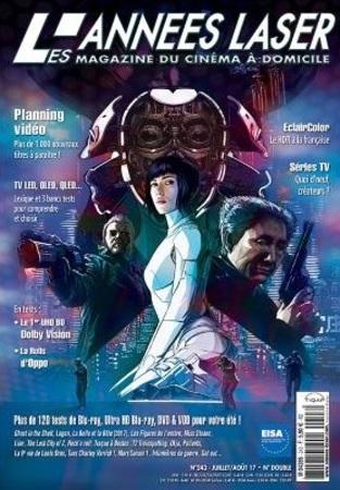 """Les Années Laser N° 243 juillet/août 2017 """"Magazine"""""""
