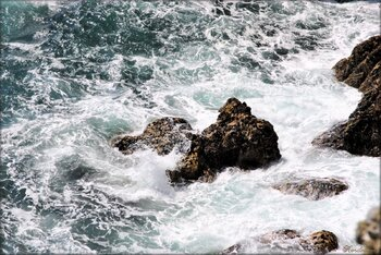 Photos de la Pointe de Pen-Hir et les Tas de Pois