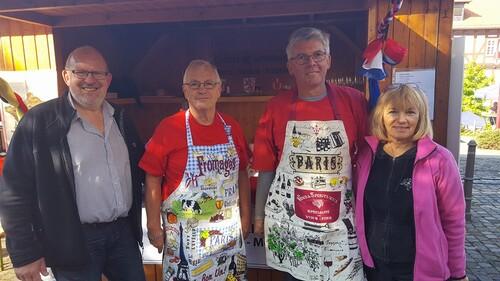 25 septembre : Fête de la saucisse à Borken