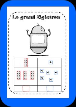 Jeux des grands ziglotrons CP