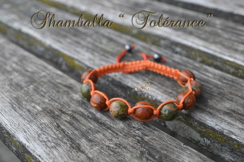 Shamballa « Tolérance »