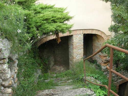 Le Moulin des Voûtes