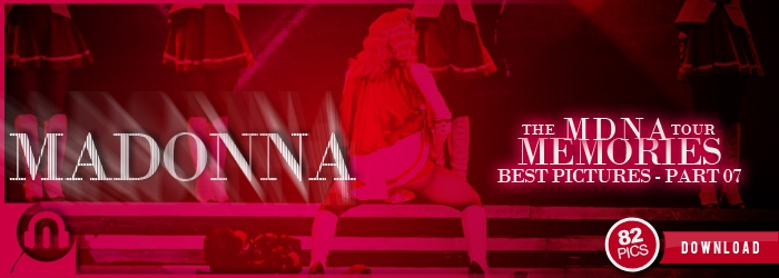 The MDNA Tour Best Pictures 7