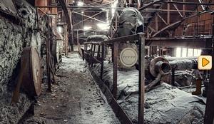 Jouer à Ruined factory escape