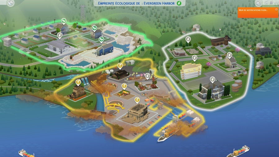Evergreen Harbor : Les galères à Evergreen Harbor