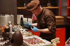 Maison Cailler - Fabrique de chocolats à Broc (Suisse)