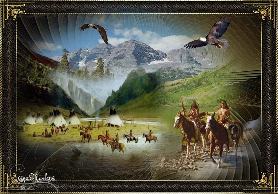 La vallée des indiens