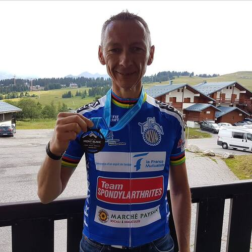 FINISHER TMB 330 Km :
