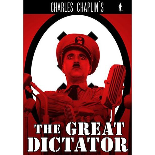 THE GREAT DICTATOR BOX OFFICE REISSUE 1972
