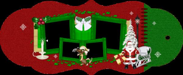 Etiquettes de Noël