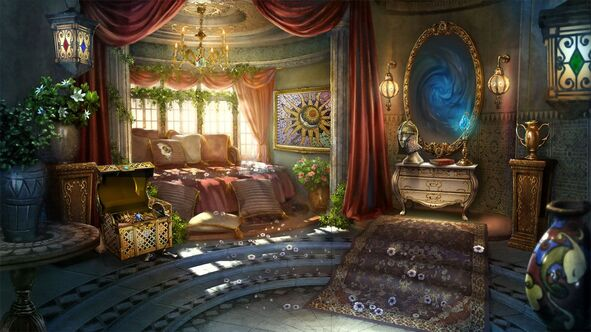 """Résultat de recherche d'images pour """"anime background bedroom fantasie"""""""