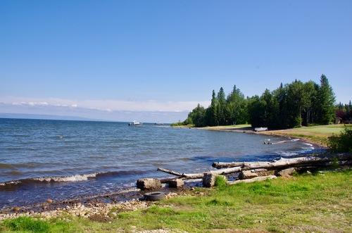 Jour 6 - de Hinton à Slave Lake (24 août 2016)