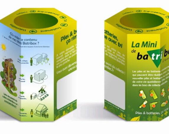 kits recyclage de piles les bons plans de gandalf. Black Bedroom Furniture Sets. Home Design Ideas