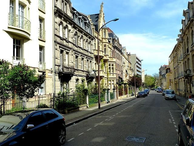 Quartier Impérial Metz 1 Marc de Metz 2012