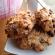 Cookies au praliné, noisettes et chocolat