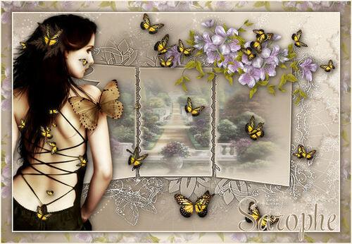 *** Fantasia Butterfly ***