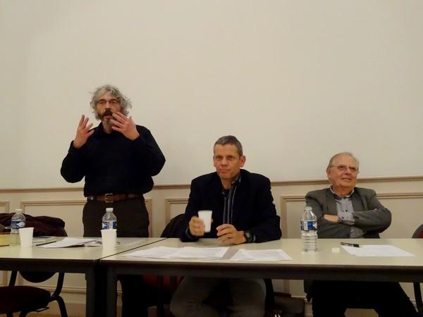 """""""République et pensée en islam""""    une conférence proposée par la Ligue des Droits de l'Homme, section de Châtillon sur Seine"""