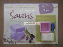 N° 1 Mon atelier de savons et de cosmétique au naturel - Test