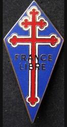 * Faire-part de décès d'Alexis Le Gall l'un des derniers Français Libres du Finistère