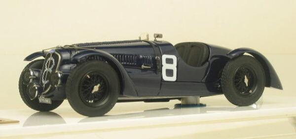 Le Mans 1937 Abandons & Disqualifiée I