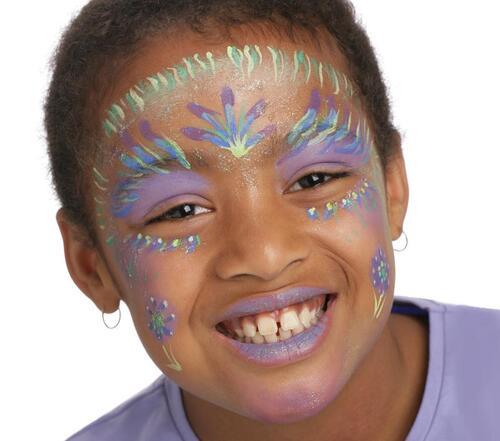 Quelques superbes maquillages pour enfants