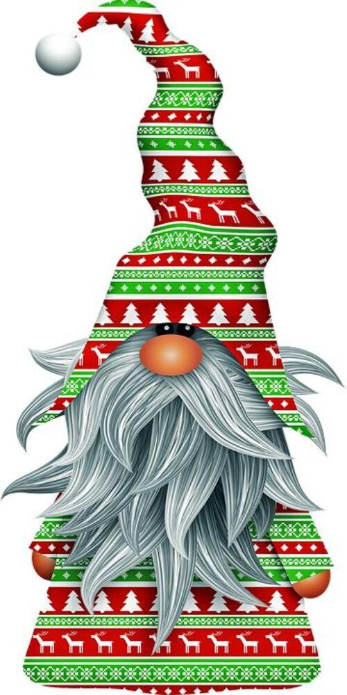 Pères Noël rigolos