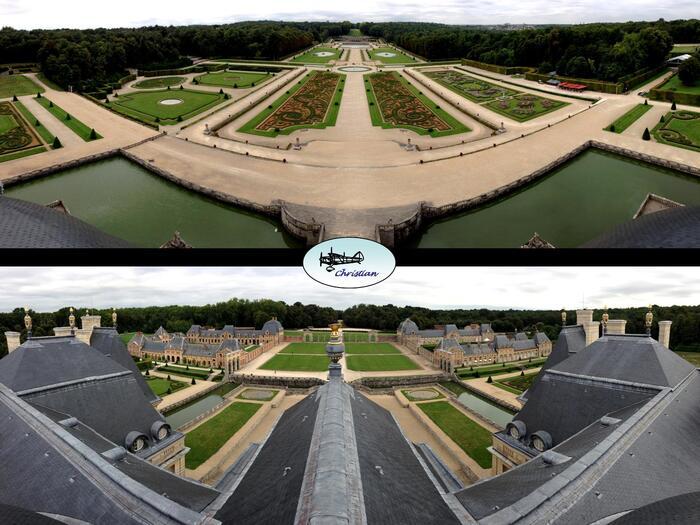 Vaux-le-Vicomte (IX/IX)