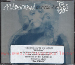 Little Star Single Promo Madonna