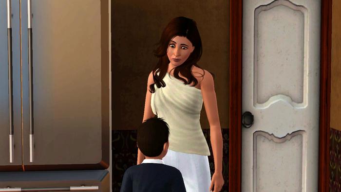 Chapitre 10 : La vie (pas trépidante) de famille