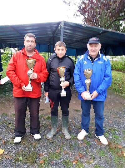 Fédération - Championnat triplettes mixtes 2018
