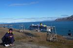 Magdalena fjord, Longyearbyen, Ny Alesund