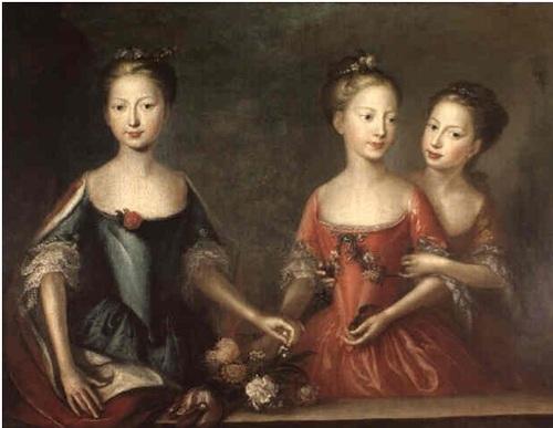 3 petites filles