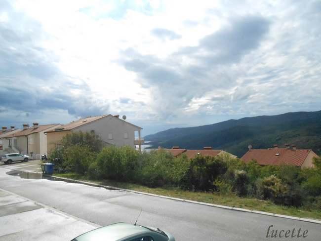 Séjour croate : les environs de l'appartement à Rabac