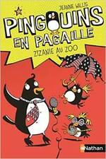 Pingouins en pagaille : zizanie au zoo