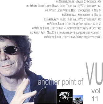 Cover me # 90: Another Point of Vu Vol 11 (Lou Reed)